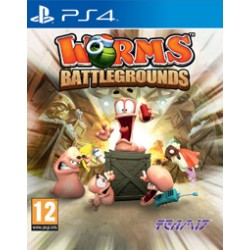 U Ps4 ENG Worms BattleGround