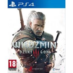Wiedźmin 3 Dziki Gon PL [PS4] NOWA