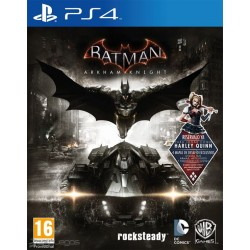 Batman Arkham Knight PL [PS4] NOWA