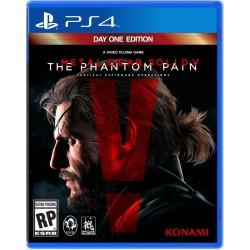 Metal Gear Solid V The Phanton Pain ENG [PS4] NOWA