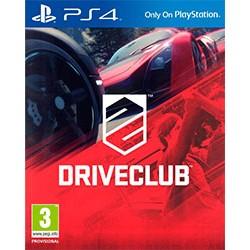 DriveClub PL [PS4] UŻYWANA
