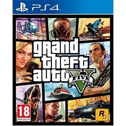 Grand Theft Auto 5 GTA V PL [PS4] UŻYWANA