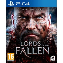 Lords of The Fallen PL [PS4] UŻYWANA