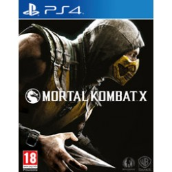 Mortal Kombat X PL [PS4] UŻYWANA