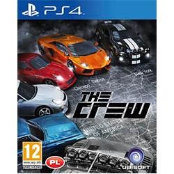 The Crew PL [PS4] UŻYWANA
