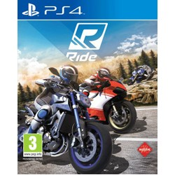 Ride PL [PS4] NOWA