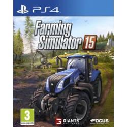 Ps4 PL Farming Simulator 2015