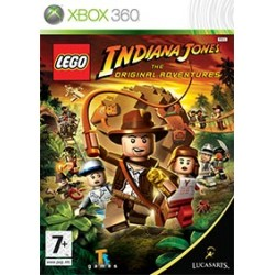 X360 ENG Lego Indiana Jones