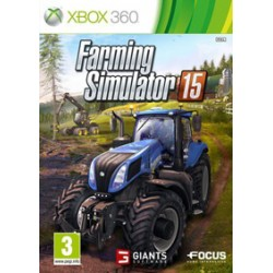 X360 PL Farming Simulator 2015
