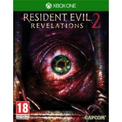 Xone PL Resident Evil Revelations 2