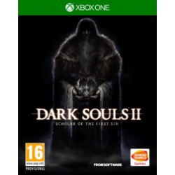 Xone PL Dark Souls II Scholar Of The First Sin