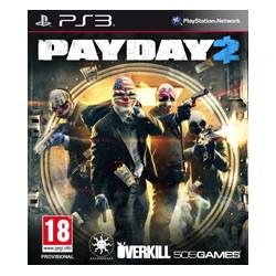 Payday 2 ENG [PS3] UŻYWANA