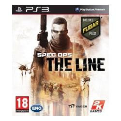Spec Ops The Line ENG [PS3] UŻYWANA