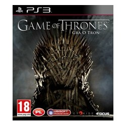 Game of Thrones PL [PS3] UŻYWANA