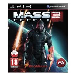 Mass effect 3 ENG [PS3] UŻYWANA