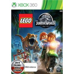 LEGO Jurassic World PL [PS3] NOWA