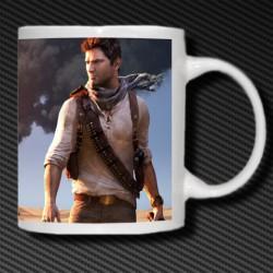 Kubek gracza Uncharted - Desert Crash