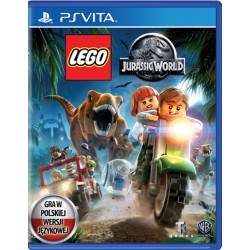LEGO Jurassic World PL [PS4] NOWA