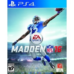 Madden NFL 16 ENG [PS4] NOWA