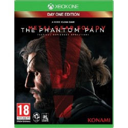Metal Gear Solid V: The Phantom Pain PL [XONE] NOWA