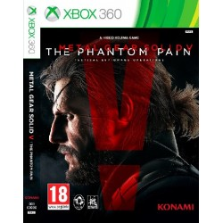 Metal Gear Solid V: The Phantom Pain PL [XBOX360] NOWA