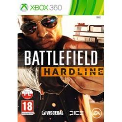 Battlefield Hardline PL [Xbox360] UŻYWANA