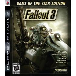 Fallout 3 GOTY Ang [PS3] UŻYWANA