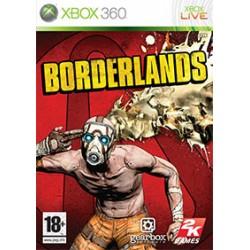 Borderlands ENG [Xbox360] UŻYWANA
