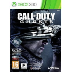 Call of Duty: Ghosts ENG [Xbox360] UŻYWANA