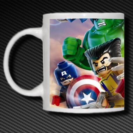 Kubek Gracza Lego Marvel 1 Avengers Xgamecenter
