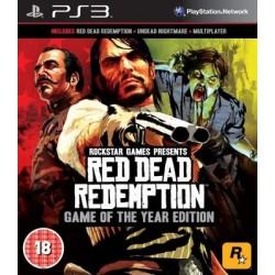 Red Dead Redemption: GotY ENG [PS3] UŻYWANA