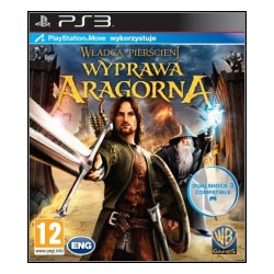 The Lord of the Rings: Aragorn's Quest [PS3] UŻYWANA