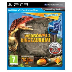 Wonderbook: Wędrówki z Dinozaurami [PS3] UŻYWANA