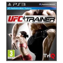 UFC Personal Trainer + pas [PS3] UŻYWANA