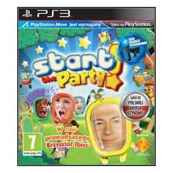 Start the Party! PL [PS3] UŻYWANA