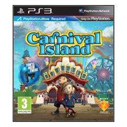 Carnival Island [PS3] UŻYWANA