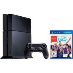Konsola PS4 500GB + Singstar  [PS4] UŻYWANA