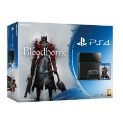 Konsola PS4 500GB + Bloodborne [PS4] UŻYWANA