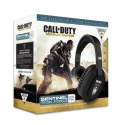 Słuchawki Turtle BEACH Call of Duty Advanced Warfare Ear Force Sentinel Task Force [PS4] NOWE