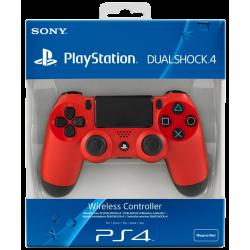 Pad Dualshock 4 Ps4 Czerwony [PS4] NOWA