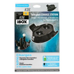 IBOX k06 Twin Port Charge [PS3] NOWA