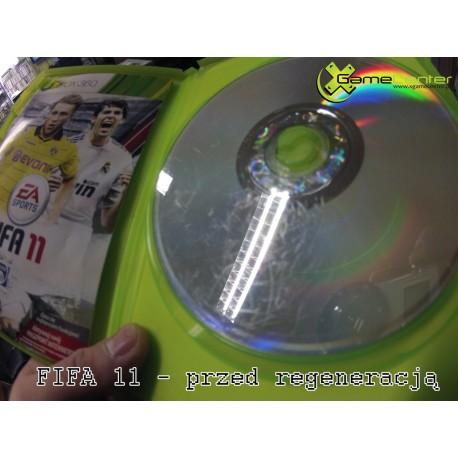 Regeneracja płyty CD/DVD