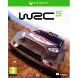 WRC 5 ENG [PS4] NOWA [PreOrder]