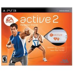 EA Sports Active 2 + czujniki  [PS3] UŻYWANA