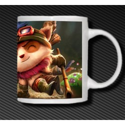 Kubek gracza League of Legends Teemo