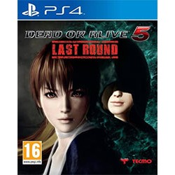 Dead or Alive 5 ENG [PS3] UŻYWANA