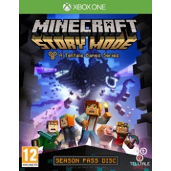 Minecraft: Story Mode [X360] NOWA
