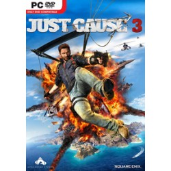 Just Cause 3 [PS4] NOWA