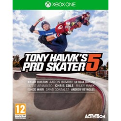 Tony Hawk's Pro Skater 5 [PS4] NOWA
