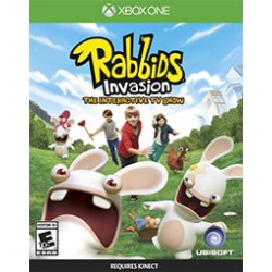 Rabbids Invasion ENG [XONE] NOWA